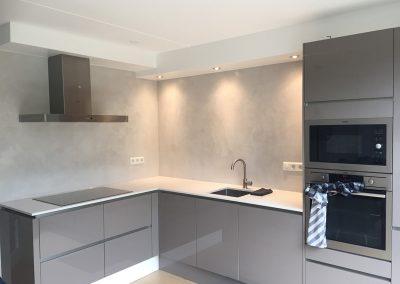 Stucco-in-keuken